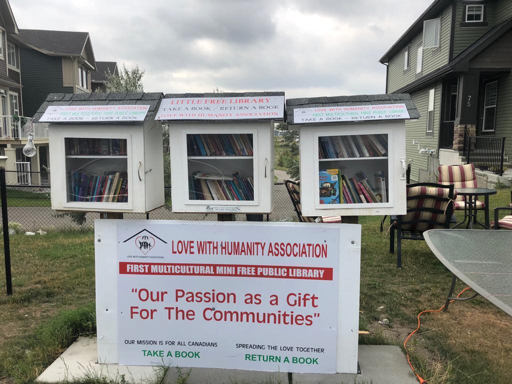 Celebrate All Cultures at Little Free Library