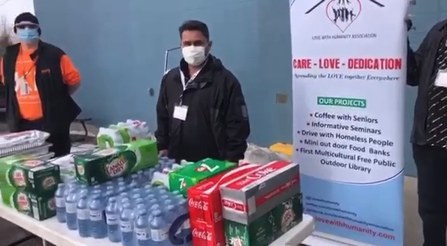 Drop-In Donation Centre